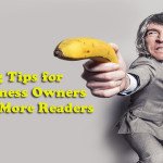 8 Blogging Tips for Small Business Owners to Attract More Readers